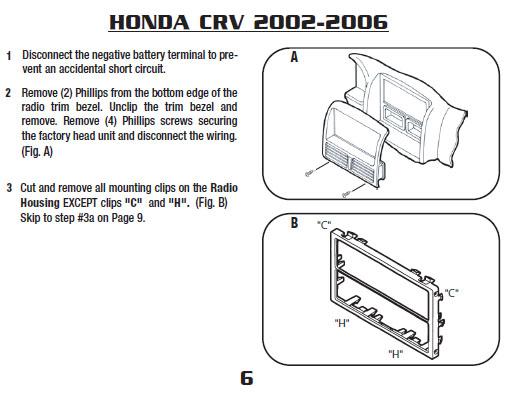 2003 Honda Crv Stereo Wiring Harness Diagram Tutorialrhw11exposure1de: 2002 Honda Cr V Stereo Wiring Diagram At Gmaili.net