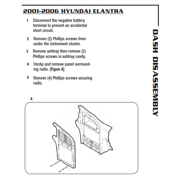 2003 hyundai elantra installation parts, harness, wires 2009 Hyundai Santa Fe Wiring Diagram
