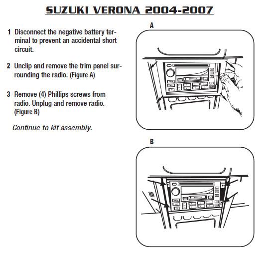 wiring harness 2004 suzuki verona wiring diagram general  wiring harness 2004 suzuki verona
