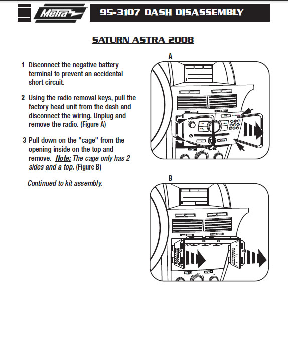 Astounding 2008 Saturn Astra Installation Parts Harness Wires Kits Wiring Cloud Hisonuggs Outletorg