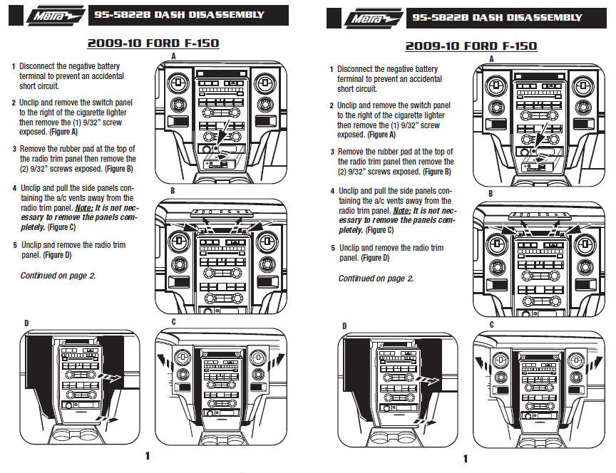 2009 ford f-150 xl/xlt installation parts, harness, wires, kits, bluetooth,  iphone, tools, wire diagrams stereo