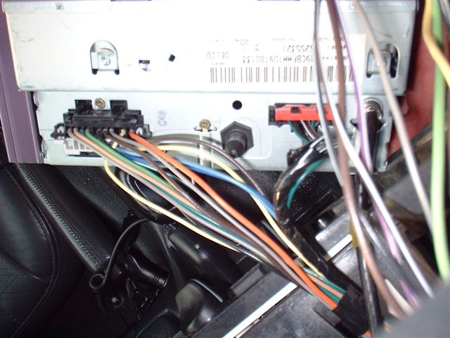 2001 Chevrolet Suburban Installation Parts  Harness  Wires