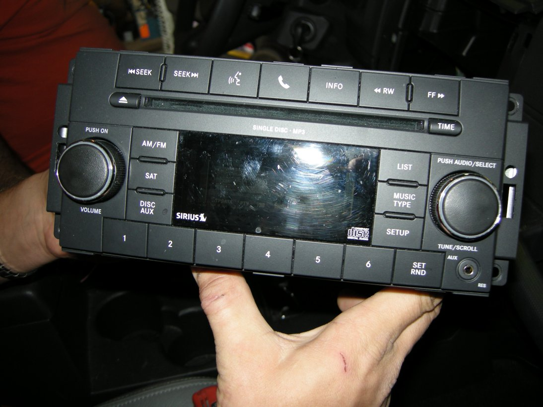 Jeep Liberty Radio