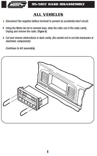 1996 ford rangerinstallation instructions