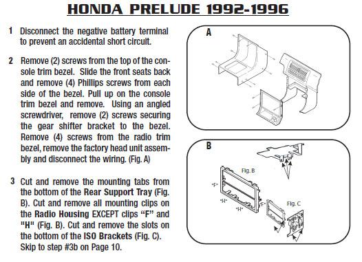 1992 honda civic stereo wiring diagram 1996 honda preludeinstallation instructions honda civic stereo wiring colors