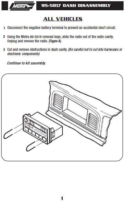 2002 Ford Windstarinstallation Instructions