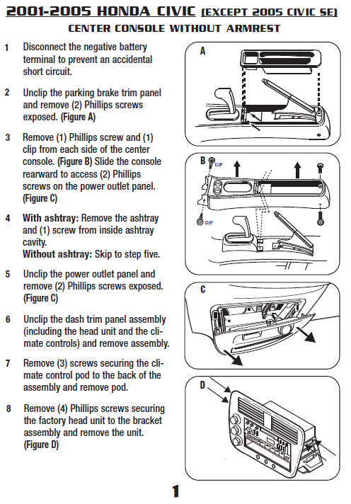 wiring diagram for a 2001 honda civic wiring image 2001 honda civic radio wiring diagram wiring diagram and hernes on wiring diagram for a 2001