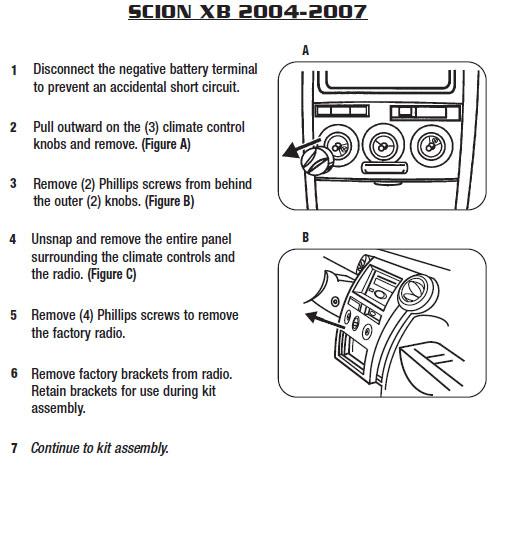 Scion Xb on Jensen Wiring Harness Diagram