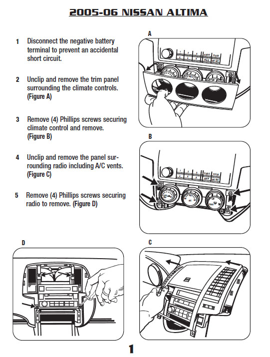 Nissan Altima Wiring Diagram For Apex Neo