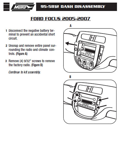 2006-ford-focus Radio Wiring Diagram For Ford Explorer on
