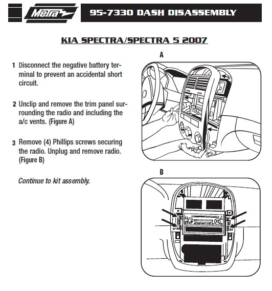 car stereo color wiring diagram for a 2007 kia spectra 5 .2007-kia-spectrainstallation instructions.