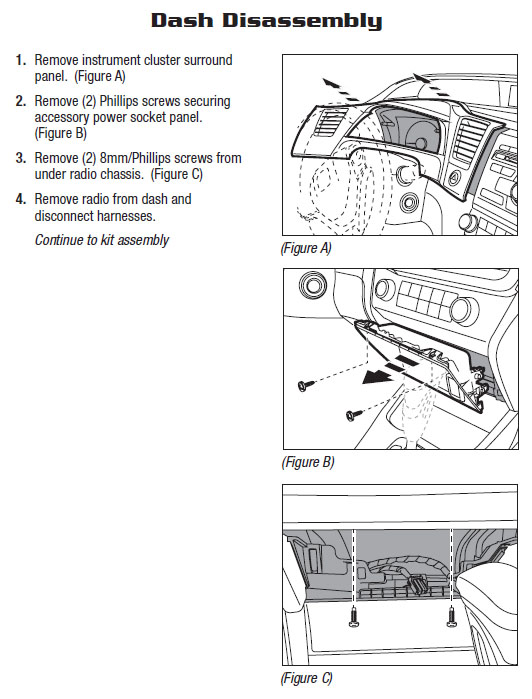 .2013-honda-civicinstallation instructions. 1995 honda civic ex stereo wiring diagram #4