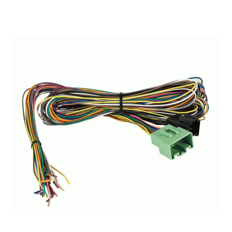 14 UP GM AMP BYP HARNESS METRA 70-2057 Gm Wiring Harness Parts on gm alternator harness, radio harness, gm wiring alternator, obd2 to obd1 jumper harness, gm wiring connectors, gm wiring gauge,