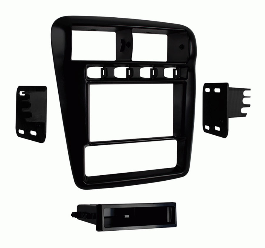 .Double Din Dashkit for GM CHEVY CAMARO 1997-2002 DDIN.