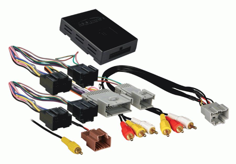 axxess interface control box for gm metra ax adgm 100