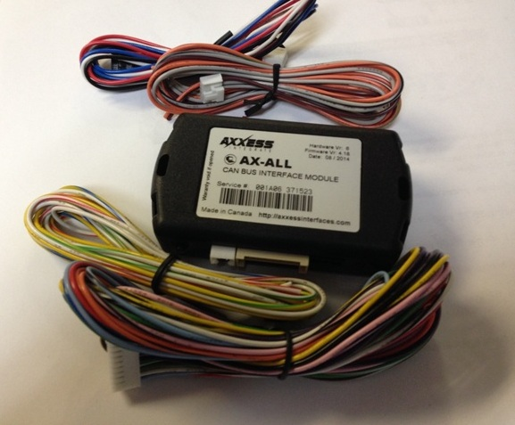 All Remote Start Security Immobilizer Module Metra Ax