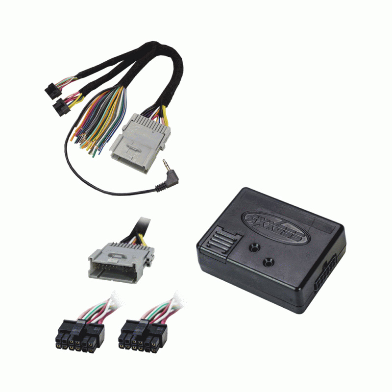 Radio Replacement Interface For Select 2000 2013 General