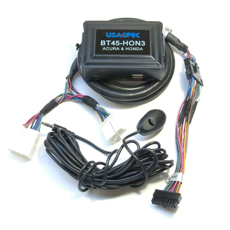 Bluetooth Music And Phone Interface For Acura And Honda
