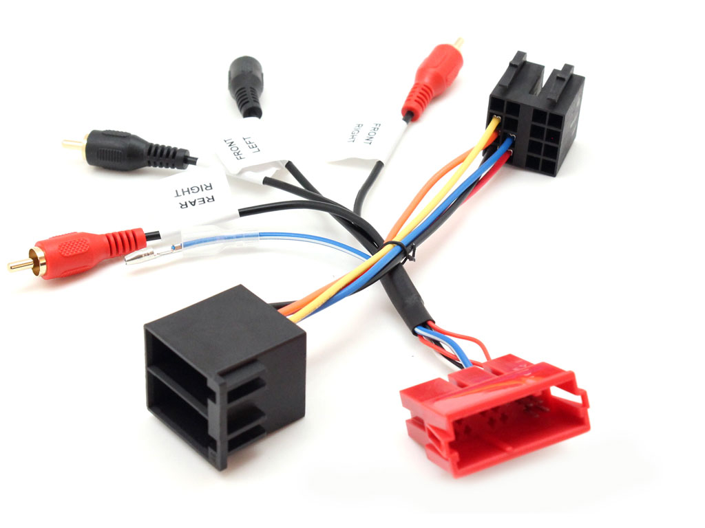 Ct20po02 Is A Volkswagen Audi Porsche Wire Harness That Fits Vw Wiring Connectors Vehicles From 1993 2004