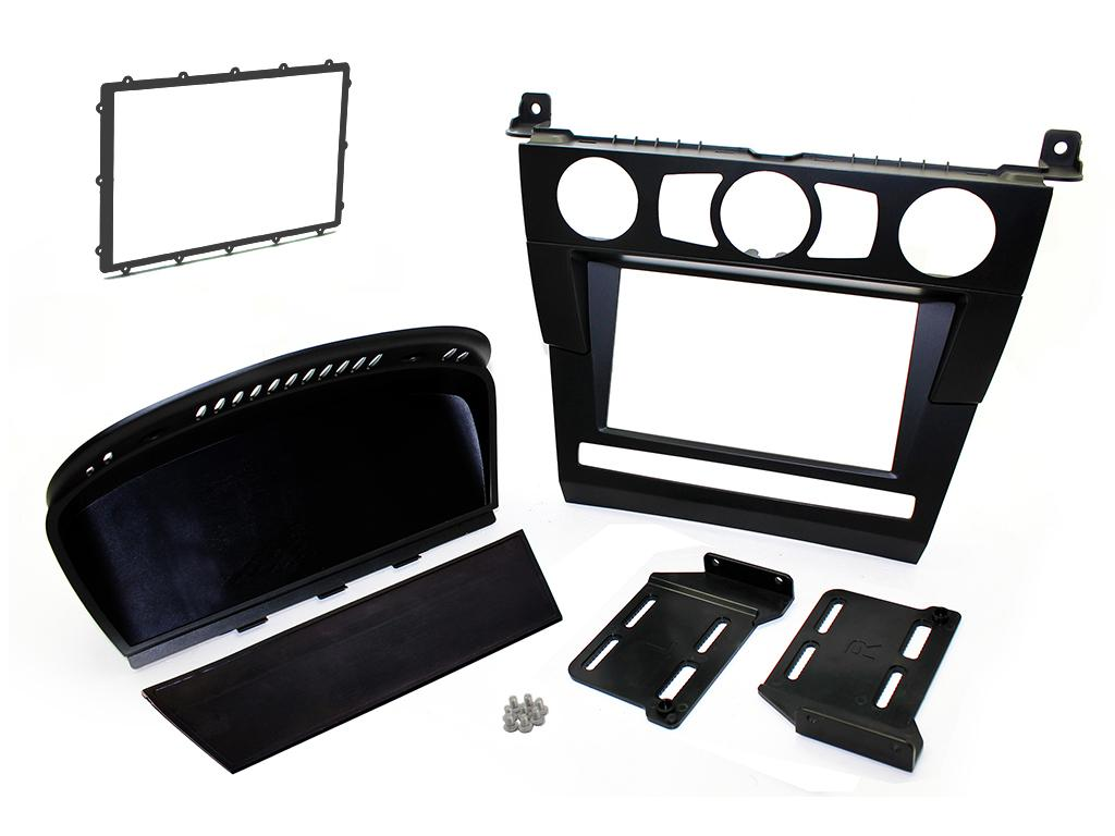 bmw 5 series e60 double din radio kit connects2 ct23bm14. Black Bedroom Furniture Sets. Home Design Ideas