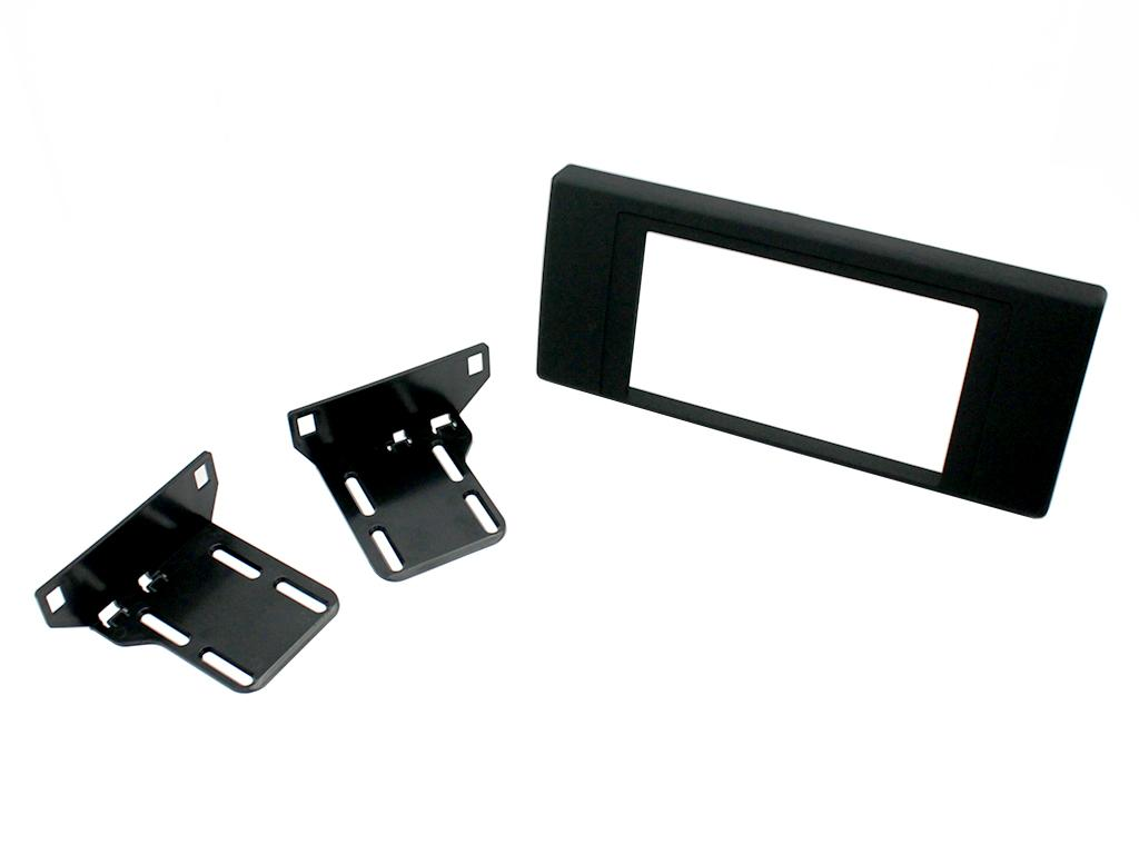 l322 range rover installation double din fascia connects2. Black Bedroom Furniture Sets. Home Design Ideas