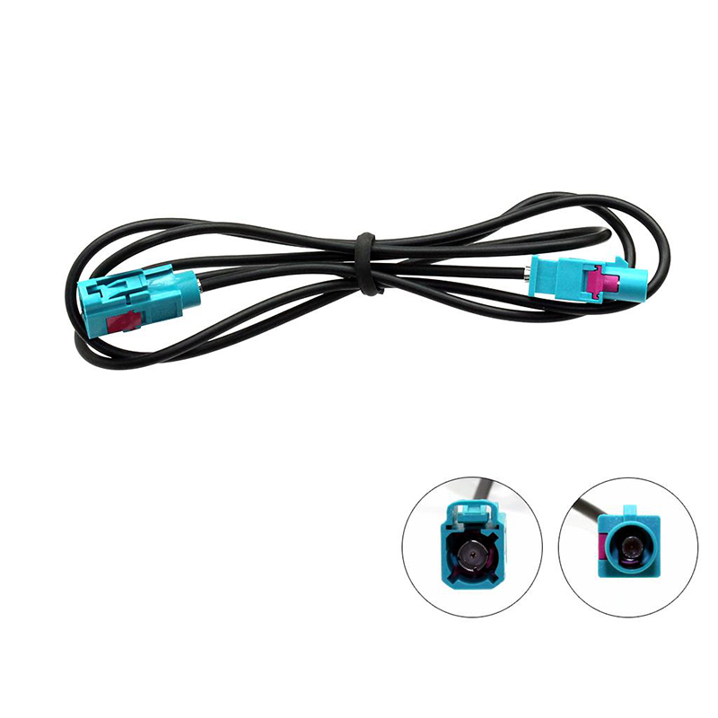 1m male fakra female fakra extension cable connects2 ct27aa117