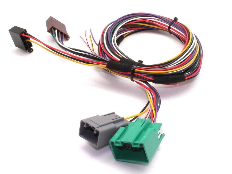 amplifier bypass harness connects2 ct51 vl02 rh installer com lexus amp bypass harness factory amp bypass harness