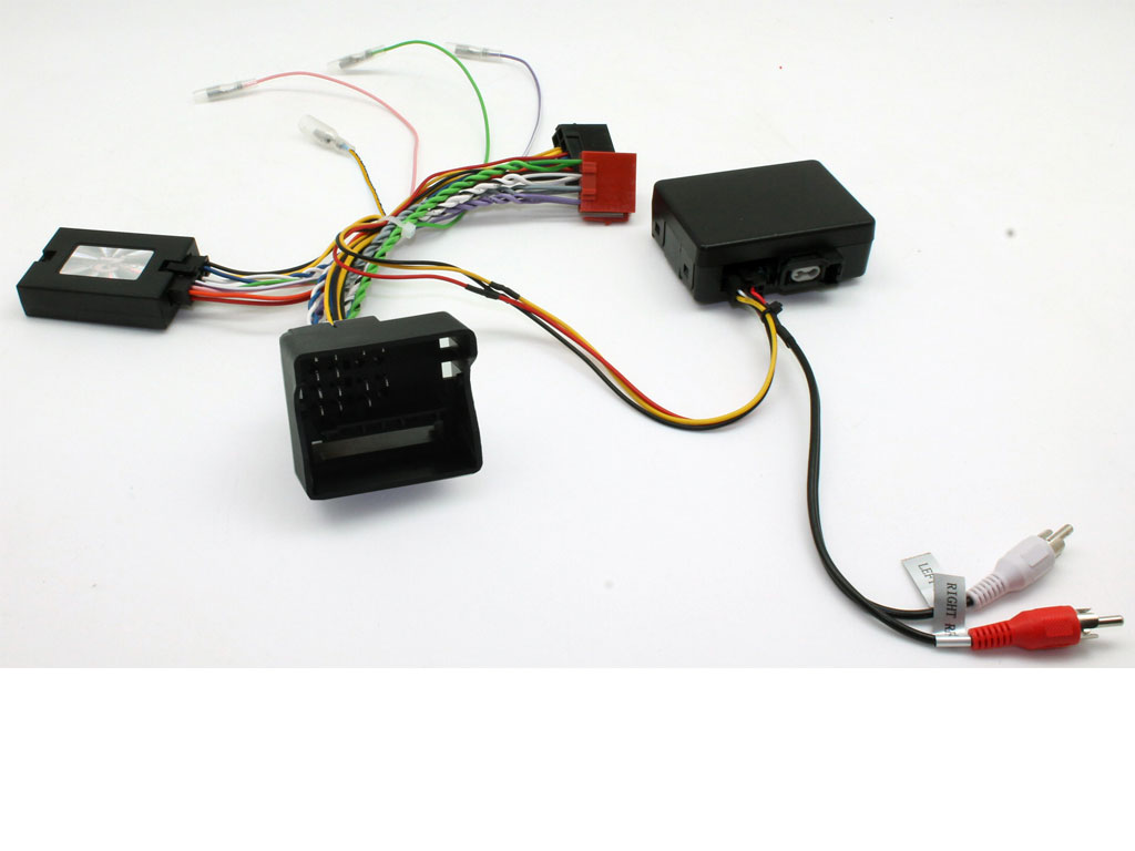 2005 2011 Mercedes Fiber Optic Stereo Can Replacement Interface Lt Wiring Diagram Br Gt With Nav Output And Steering Capable Ctsmc008 2 Mz02ar