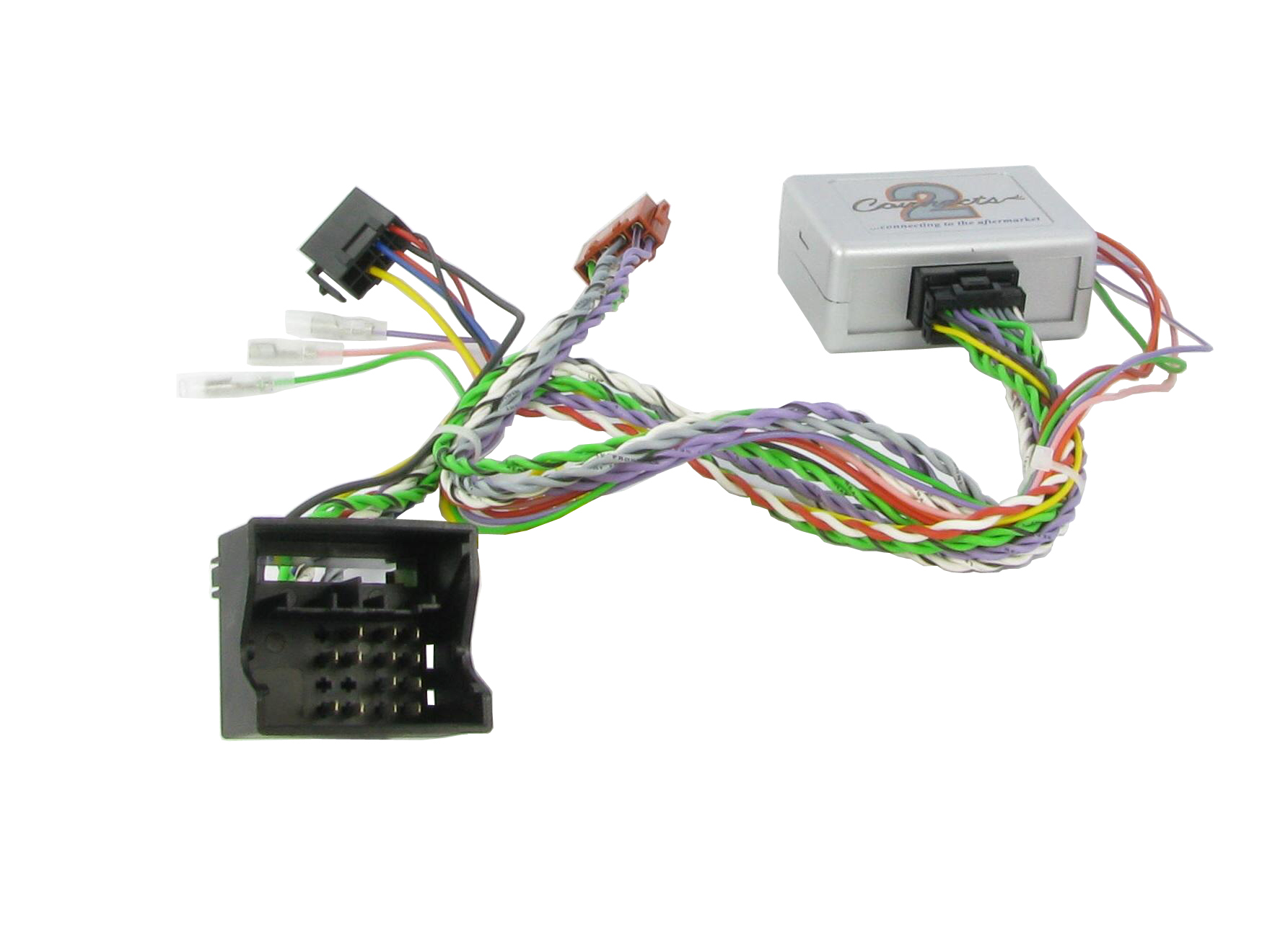 ctspg013 peugeot steering wheel control interface plug and play Steering Column Wiring Harness Non-Automotive at gsmx.co