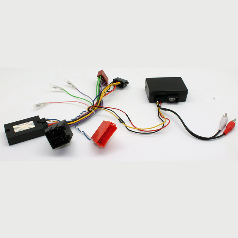 plug and play installation lt br gt porsche radio steering wheel control  interface ctspo003 2 lt br gt compatible with vehicles with fibre optic  amplifier