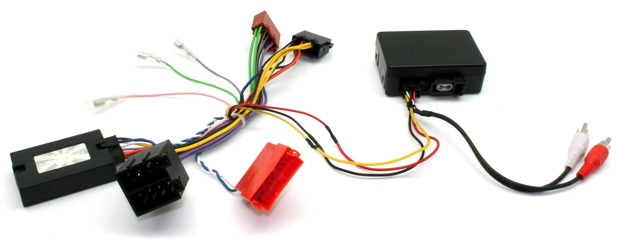 Porsche Fiber Optic Amplifier Retention Interface Ctspo005 2 Sub Amps Hu Wiring Diagram