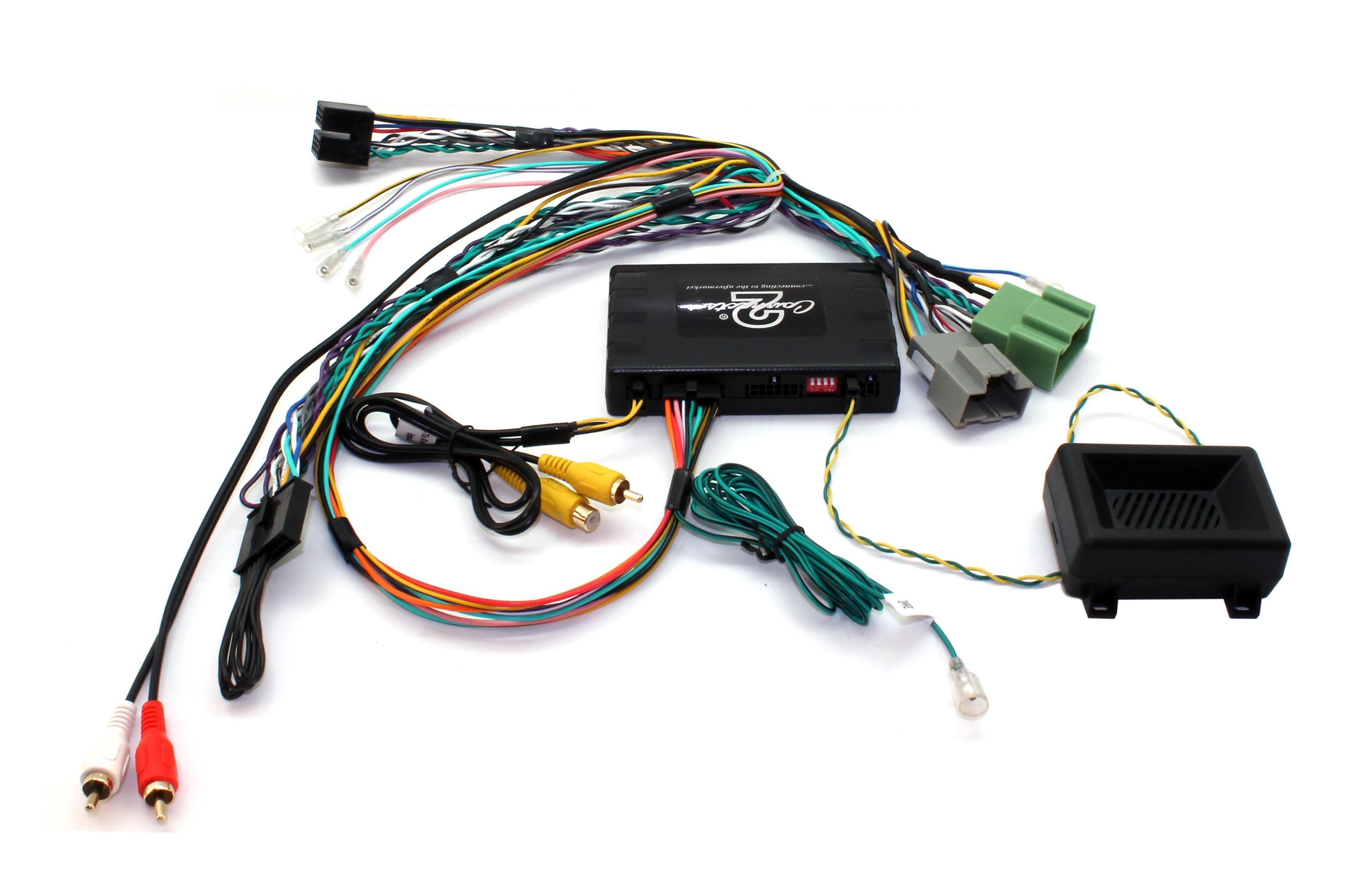Can-адаптер к магнитоле своими руками 882