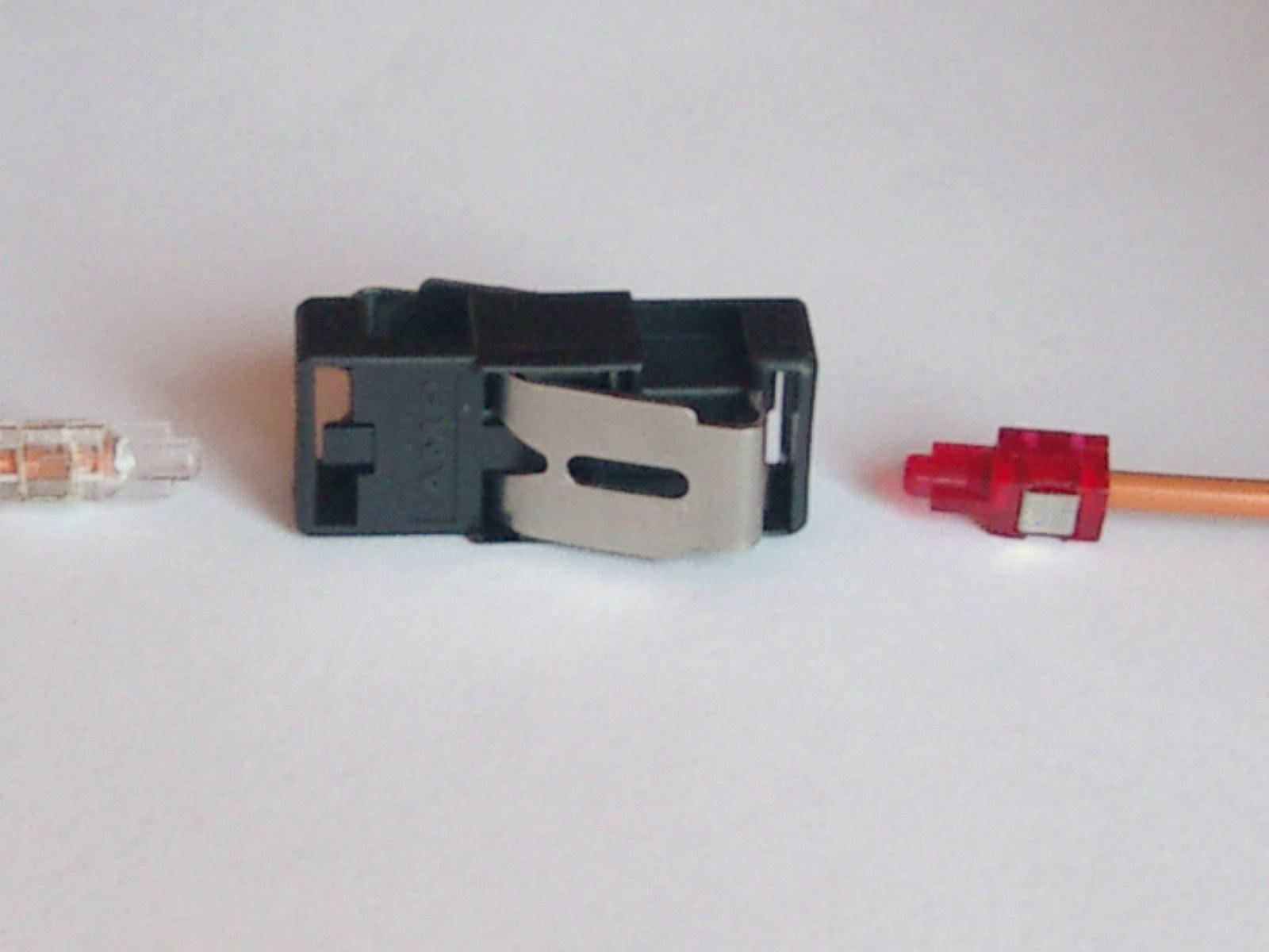 D2b mercedes fiber optic coupler rocs d2b coupler for Display defective mercedes benz