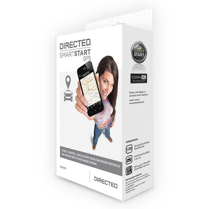 Directed SmartStart GPS CDMA Module DIRECTED DSM350