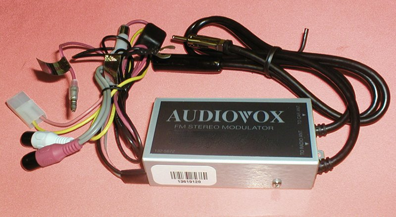 FMM 100A AUX Input GOOD SOUND Audio Input add a source to