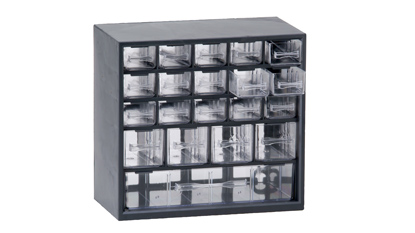 .Flambeau storage systems 20 drawer storage cabinet.