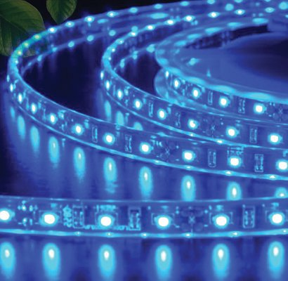 .12 Volt LED strip lights in various colors and lengths These flexible, water resistant strip lights will highlight any installation 3 METER BLUE.