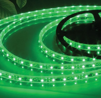 .12 Volt LED strip lights in various colors and lengths These flexible, water resistant strip lights will highlight any installation 3 METER GREEN.