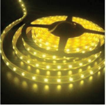 .12 Volt LED strip lights in various colors and lengths These flexible, water resistant strip lights will highlight any installation 5 METER AMBER.