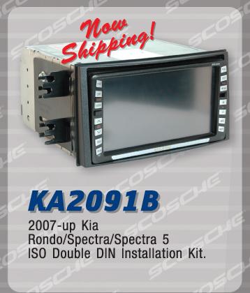 dash kit for mounting an aftermarket radio scosche ka2091b. Black Bedroom Furniture Sets. Home Design Ideas