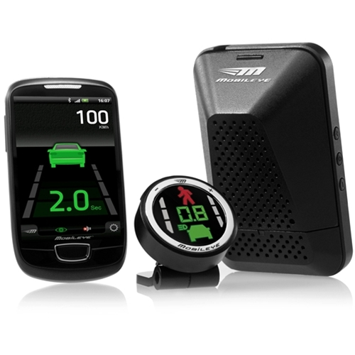 .Expeditor 3 yr Warranty Bluetooth Collision Prevention System w/ IOS from Mobileye.