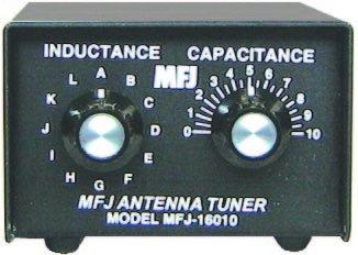 MFJ 1610 ANTENNA TUNER 200 WATTS RANDOM WIRE MFJ MFJ-16010