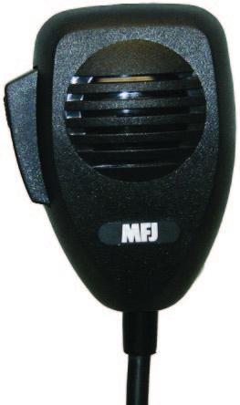.MFJ 290Y HF   YAESU   MICROPHONE 8-PIN RD.