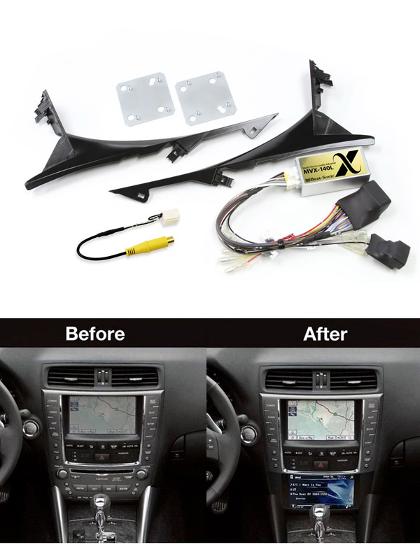 Stereo Installation Kit Lexus Is 250 350 F This Kit Is For