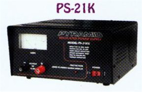 .20 amp power supply.