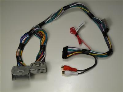 qcgm 2mk parrot bluetooth hands free adapter harness quickconnect qcgm 2mk wiring harness for 2007 chevy avalanche at gsmx.co