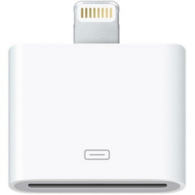 .<b>For NEW iPhone 5</b><br>2012 Iphone 5 Lightning to 30-pin Adapter iphone i-phone <br> iphone 5 adapter connector.