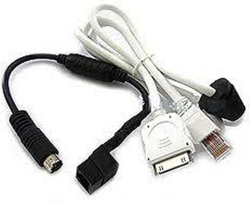 .CABLE INTERFACE TO IPOD PA15 AND PA20 .