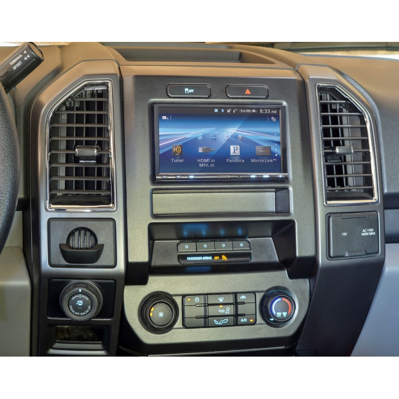 INTEGRATED INSTALLATION KIT 2015 2017 Ford F150 And F250