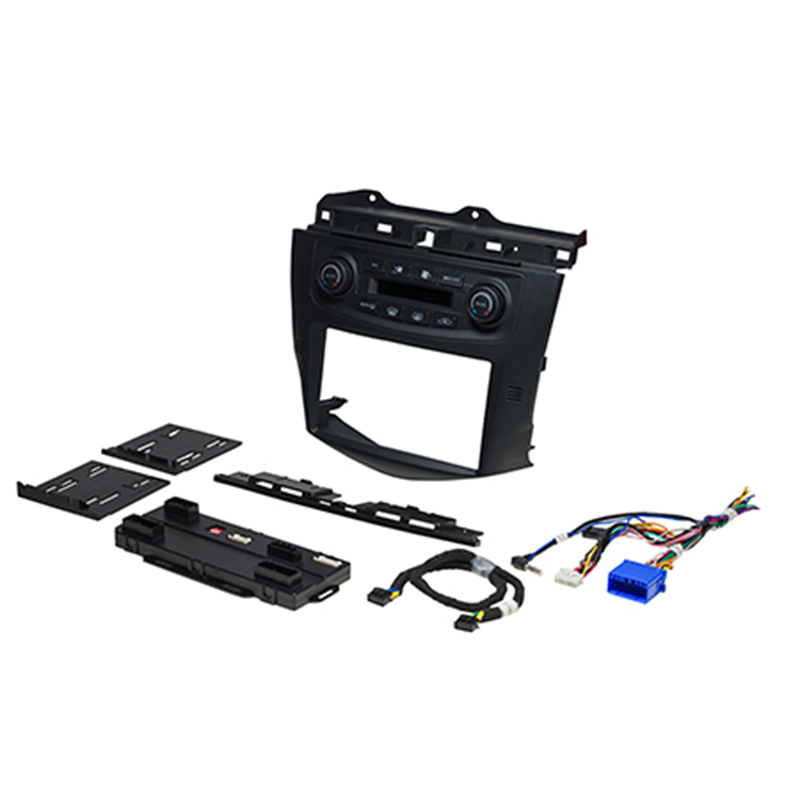 integrated installation kit 2003 2007 honda accord with or. Black Bedroom Furniture Sets. Home Design Ideas